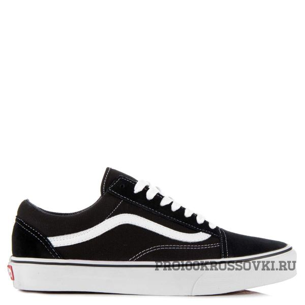 Кеды Vans Old Skool (Black/White)