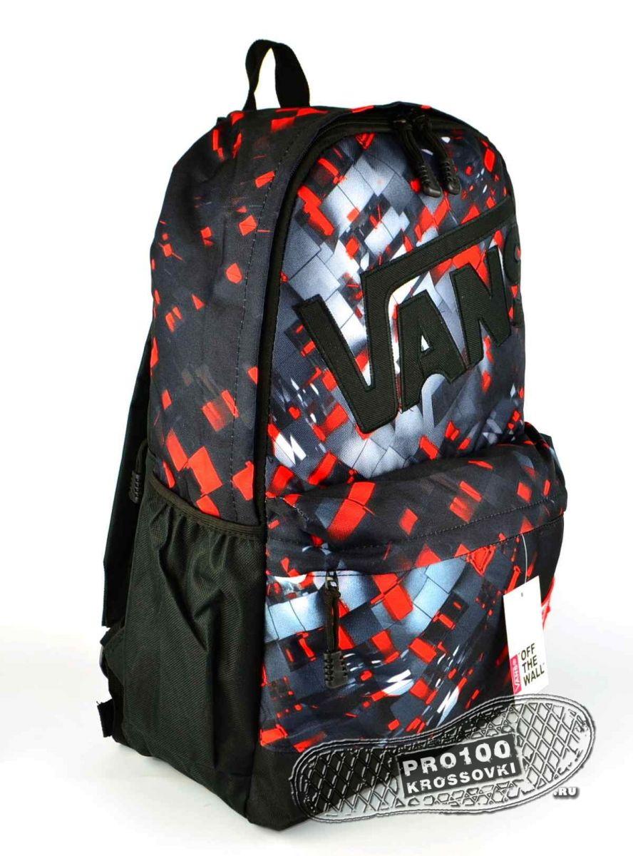 купить молодежный рюкзак Vans