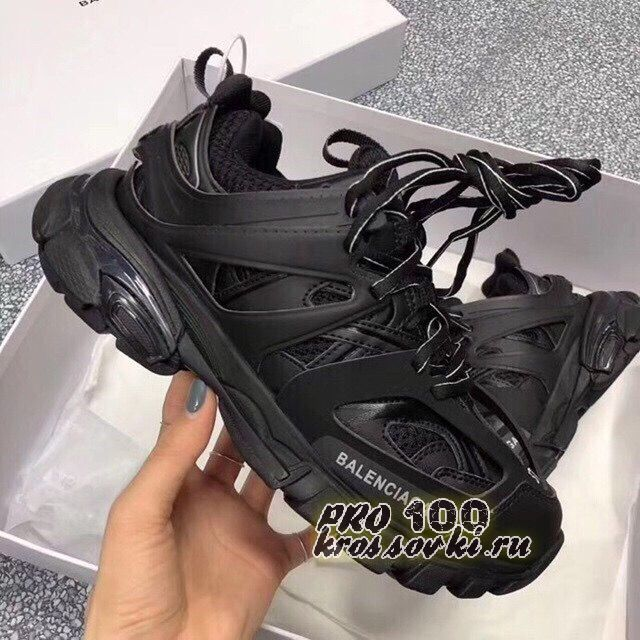 Кроссовки Balenciaga Track Black