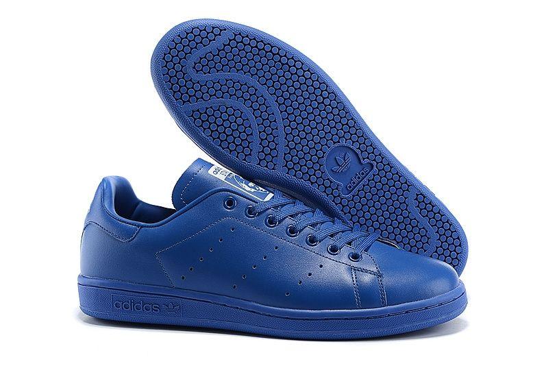 Adidas Stan Smith синие