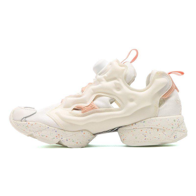 6aed081fc50d женские Reebok Instapump Fury белые розовые