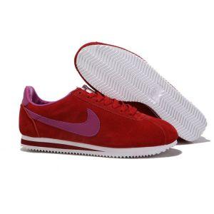 Nike Cortez женские (красные)