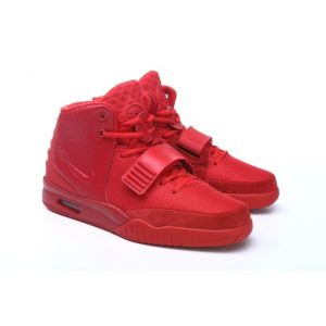 кроссовки Nike Air Yeezy 2 by Kanye West (Red)