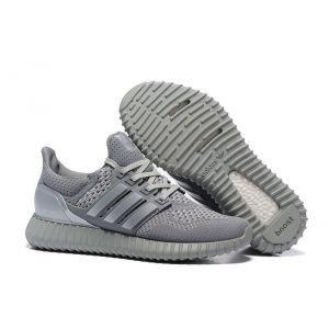 "Adidas ""Yeezy"" Ultra Boost (серые)"