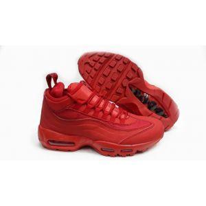 Кроссовки Nike Air Max 95 мужские Sneakerboot Red