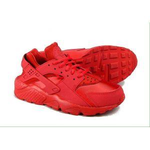 Nike Air Huarache красные купить недорого в Москве