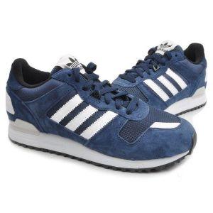 кроссовки Adidas ZX 700 синие