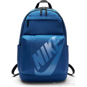 Рюкзак спортивный Nike светло-синий