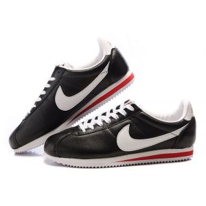 кроссовки Nike Cortez (Black/White)