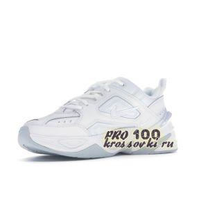 Nike M2K Tekno White Pure Platinum