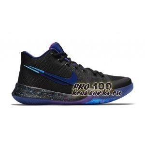 Кроссовки Nike Kyrie 3 Black Blue