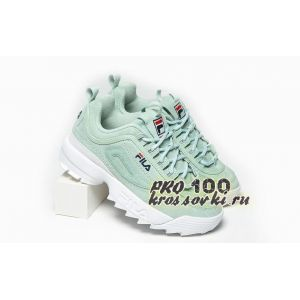 Fila Disruptor 2  Mint green