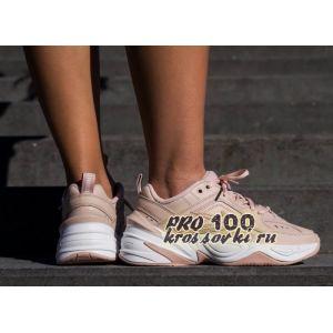 Женские Nike M2K Tekno розовые