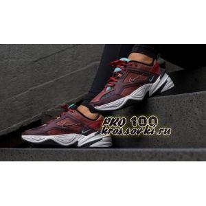 Женские Nike M2K Tekno BURGUNDY