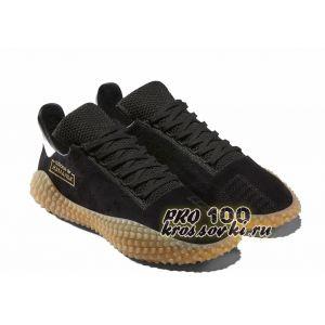Мужские кроссовки Adidas Kamanda Black