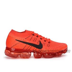 Nike Air Vapormax Flyknit (Red)