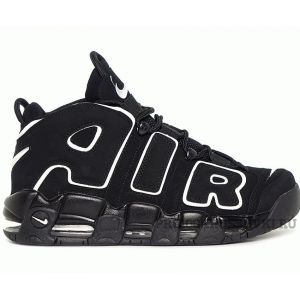 Кроссовки Nike Air More Uptempo black