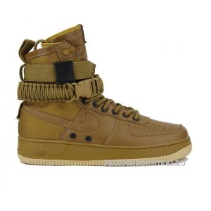 Nike SF AF1 Special Field Air Force 1 (Brown)
