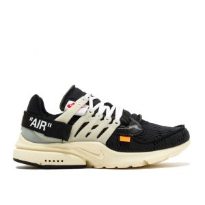 Кроссовки Off White X Nike Air Presto