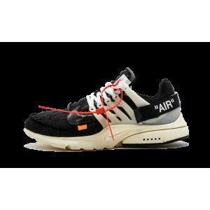 Кроссовки Off White X Nike Air Presto