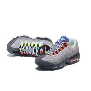 кроссовки Nike Air Max 95 мужские пестрые