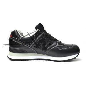 кроссовки New Balance 574 темно-серые