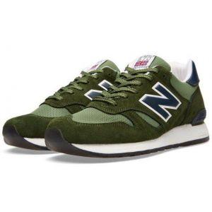 кроссовки New Balance 670 зеленые