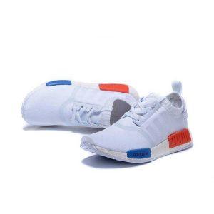 кроссовки Adidas NMD Runner белые
