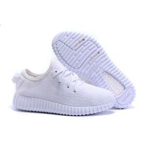 кроссовки Adidas Yeezy 350 Boost By Kanye West белые