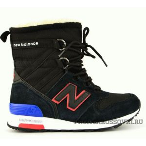 New Balance Snow Boots Women (Black)