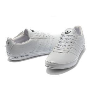 кроссовки Adidas Porsche Design S3 белые