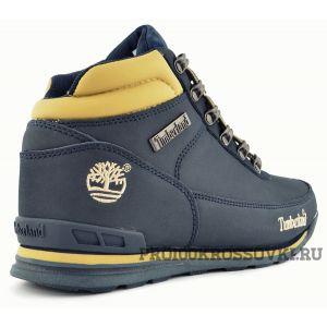 Ботинки на меху Timberland Euro Sprint Hiker синие