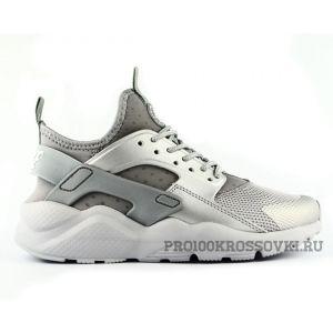 Купить женские кроссовки Nike Air Huarache Ultra Silver