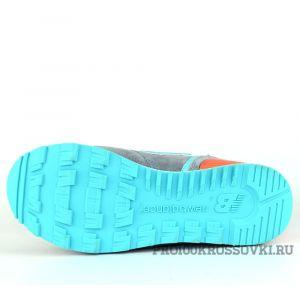 New Balance Snow Boots Women (Grey/Light Blue)
