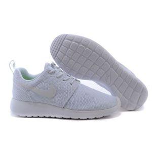 кроссовки Nike Roshe Run (Pure Platinum)