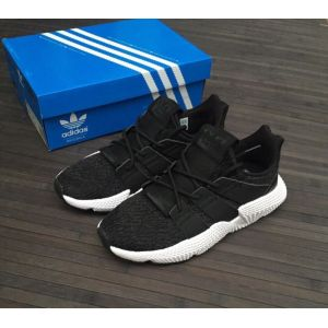 Кроссовки Adidas Prophere Black-White