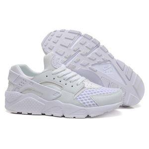 Купить кроссовки Nike Air Huarache Women (Platinum White) недорого