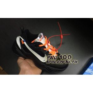 Женские Nike M2K Tekno Black x Off White