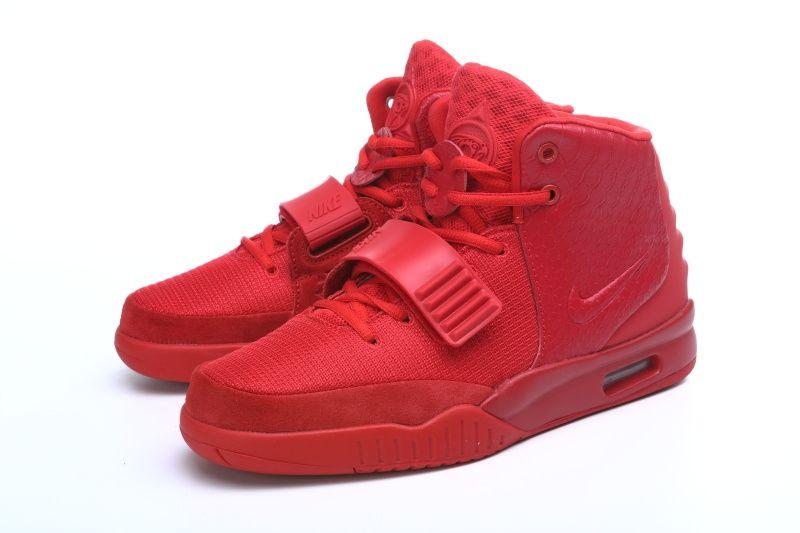 Nike Air Yeezy 2 Women (Red)