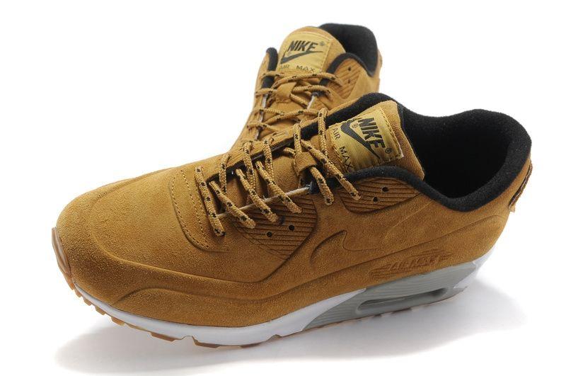 Кроссовки Nike Air Max 90 VT коричневые