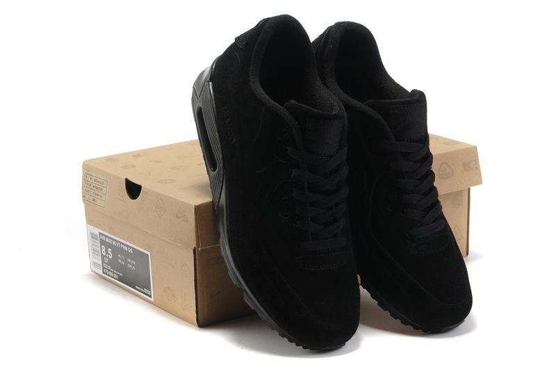 Кроссовки Nike Air Max 90 VT черные