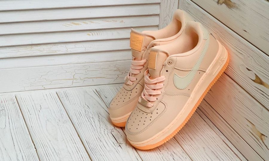 Nike Air Force 1 Low Orange
