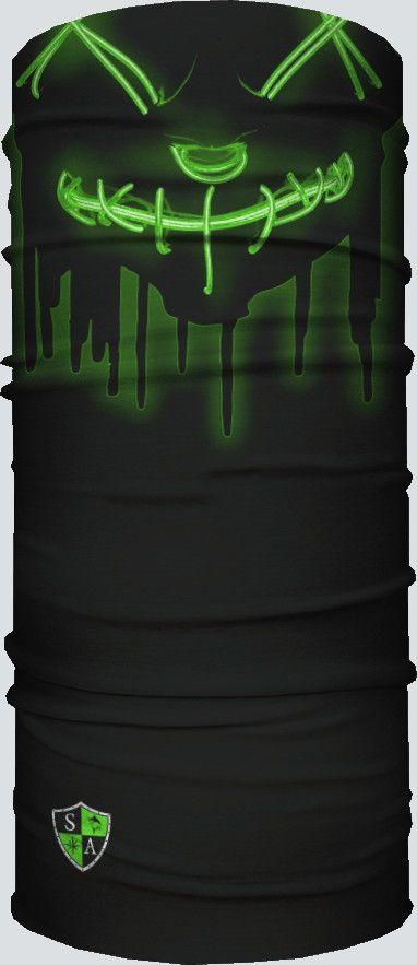 Бандана - бафф SA Neon Purge-Green
