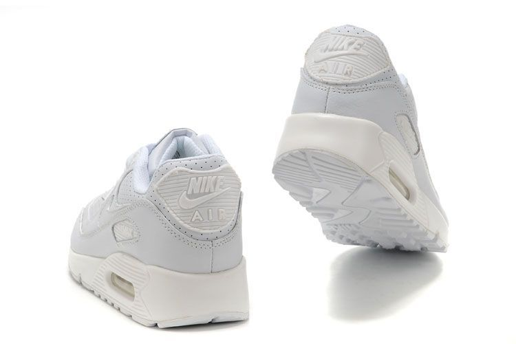 Nike Air Max 90 (белые)