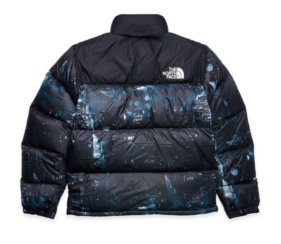 "Зимняя куртка The North Face Nuptse Nightcrawlers ""City"""