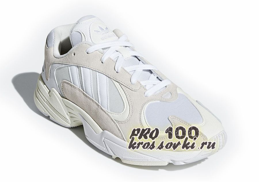 "Кроссовки Adidas Yung-1 ""Cloud White"""