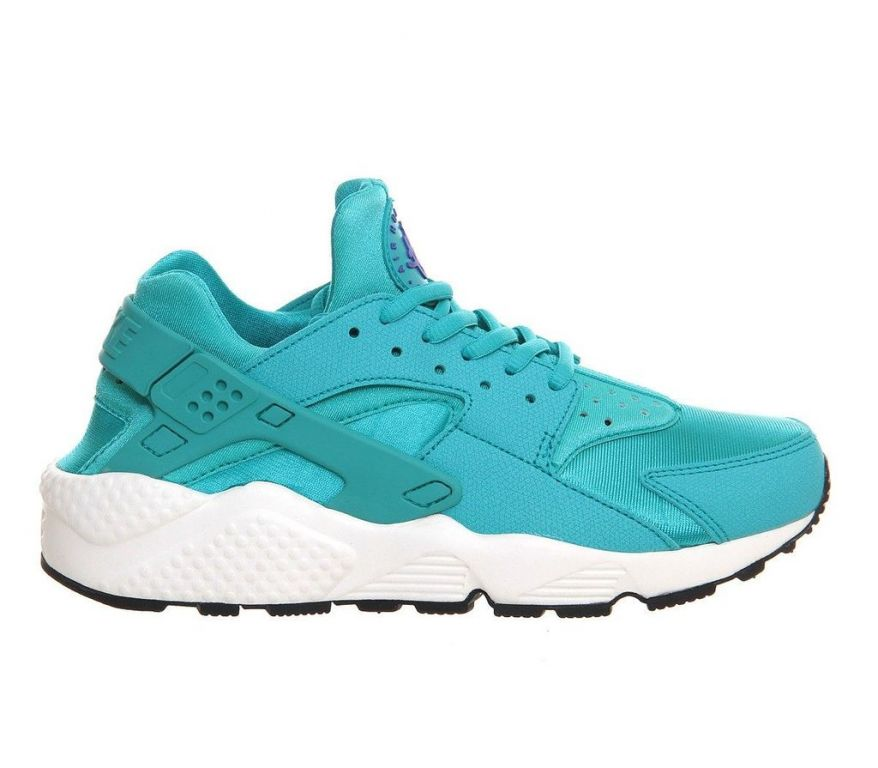 Купить женские кроссовки Nike Air Huarache ULTRA бирюзовые -2