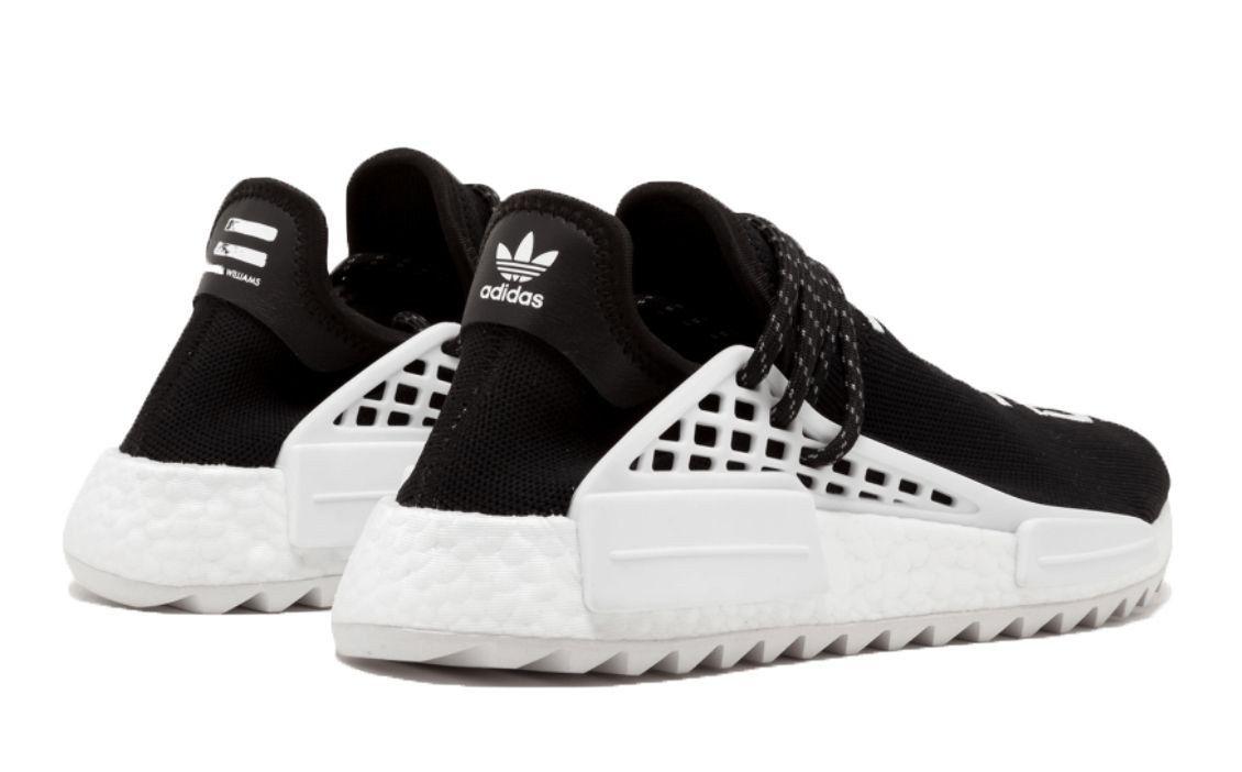 кроссовки Adidas NMD  X PW (Black/White)