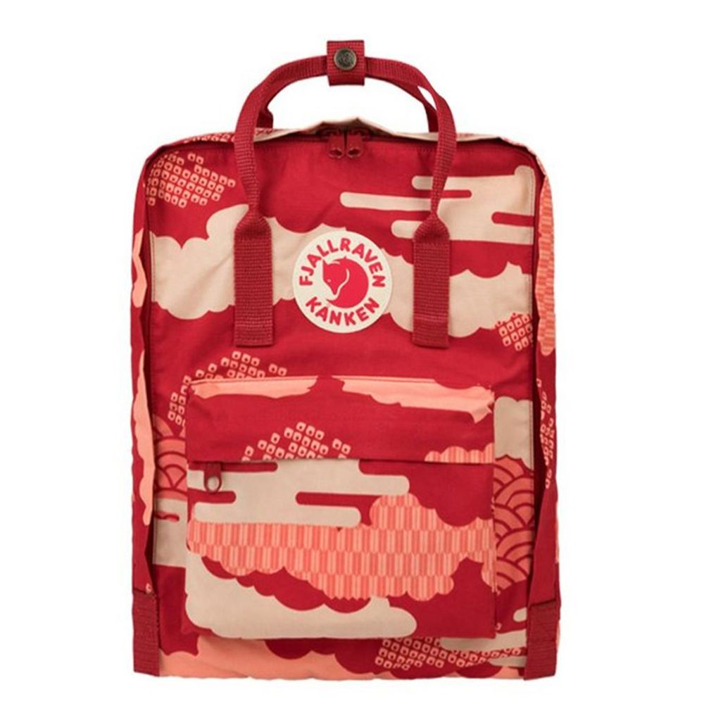Рюкзак Kanken Classic Chinese New Year (Ox Red)