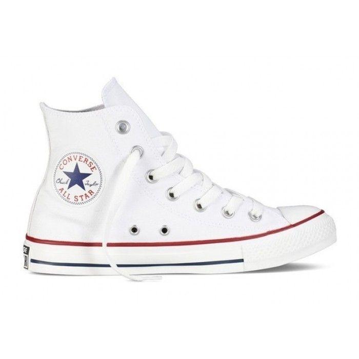 Кеды Converse высокие (белые)